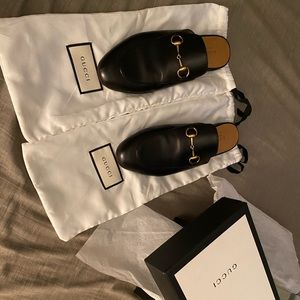 Gucci Princetown mules